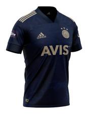 Fenerbahce 2020 2021 Season Third Match Jersey Shirt Adidas Original DHL EXPRESS