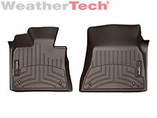 WeatherTech Floor Mats FloorLiner for BMW X5/X5 M/X6/X6 M - 1st Row - Cocoa