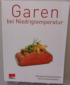 Garen bei Niedrigtemperatur Kochbuch Ratgeber Leckere Rezepte Fleisch Fisch T58