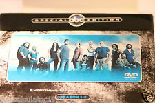 Lost Special abc Edition Series 1 - 6 , DVD Box Season English