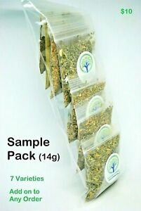 7 Catnip Mixes, Fast Ship! | Fresh, Cheap & Very Potent!! | Add On a Sample Pack