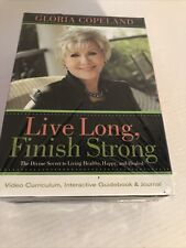 LIVE LONG, FINISH STRONG CURRICULUM KIT By Gloria Copeland ~ NEW