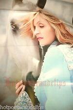 German XXL Poster mit Madonna wow sehr romantisch für Deine Sammlung