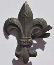 1920s Poland Polish Boy Scout Cocade Hat Badge ONC ZPH Scarce Early Type