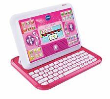 Vtech Lerncomputer Mädchen 2-in-1 pink Vtech Tablet Laptop in einem Gerät B-WARE