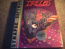 Drelbs (todavía sellado de fábrica juego de discos) Para Commodore C64