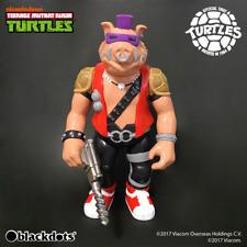 TMNT Super Vinyl Collectible Bebop Teenage Mutant Ninja Turtles Sofubi Figure