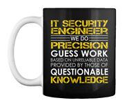 It Security Engineer Precision Gift Coffee Mug