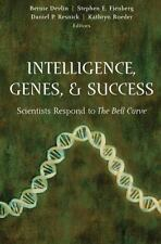 Intelligence, Genes, and Success: Scientists Respond to The Bell Curve-ExLibrary
