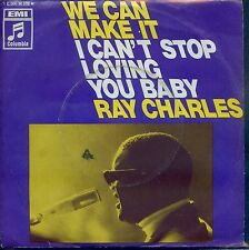 7inch RAY CHARLES we can make it GERMAN EX +PS
