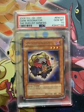 2008 YU-GI-Oh! the Duelist Genesis EN010 Dark Resonator PSA 10 Gem Mint