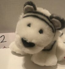 Hallmark Love White Tiger Stuffed Plush Animal Great!