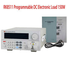 Rk8511 Programmable Dc Electronic Load 120v30a150w Load Tester Electronic Load