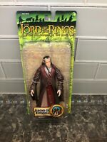 """LORD OF THE RINGS  LE SEIGNEUR DES ANNEAUX   /"""" ELROND /"""" MINT IN BOX"""
