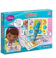 Disney Doc McStuffins Quizzy Game 24 Educational Activities Age 3-6 Years