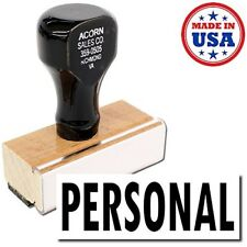 Acorn Sales - Personal Rubber Stamp