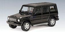 1:43 AUTOART MERCEDES-BENZ G-WAGON LWB 80's-90's (BLACK