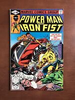 Power Man And Iron Fist #62 (1980) 7.5 VF Marvel Key Issue Bronze Age Comic Book