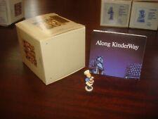 Goebel Olszewski KinderWay Miniatures Baker 262-P Nib