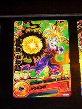 TCG DRAGON BALL Z/GT HEROES CARD CP GM PRISM CARTE HJ2-02 BANDAI JAPAN 2014 DBZ