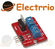 EL0480 Modulo IRF520 MOS FET Controlador MOSFET Motores Luces Arduino Regulador