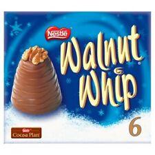 Nestle Walnut Whips 6 pack ( 2 x 6 pack )