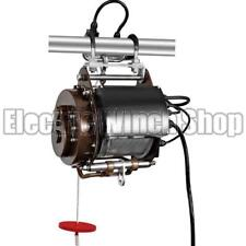 Warrior Electric Winch Lifting Hoist 240v 800KG Scaffold Hoist