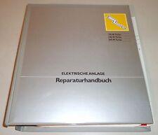 Officina Manuale istruzioni di riparazione IMPIANTO ELETTRICO IVECO 190.48/240.48/