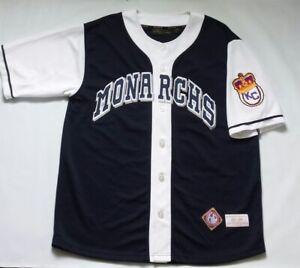 Kansas City Monarchs #25 Negro League Baseball Jersey Size XL