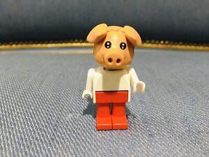 Lego Fabuland personaggio Maialino anni '80