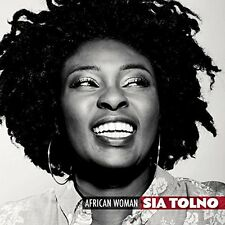 Sia Tolno - African Woman [CD]