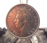 CIRCULATED 1948 2 SHILLINGS UK COIN (111217)1.....FREE SHIPPING
