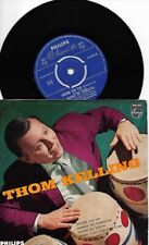 Thom Kelling and his Rythm, 1960. EP. Made in Holland.Vinyl VG+ Sleeve VG+