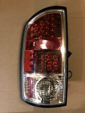02-06 DODGE RAM TRUCK LED LH TAIL LIGHT 1500 2500 3500 RED STYLE