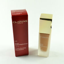Clarins Extra-Firming Foundation SPF15 Chestnut #113 - Full Size 30mL / 1.1 Oz