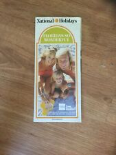 National Airlines- National Holidays Florida 1978