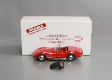 Danbury Mint 1891002000018 1:24 Scale Die Cast 1969 Chevrolet Corvette Convertib