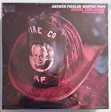 arthur fiedler / boston pops orchestra RITUAL FIRE DANCE  LP VINYL sealed