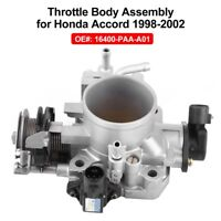 For Honda Accord 1998-2002 2.3L 3.0L Fuel Injection Throttle Body 16400-PAA-A01