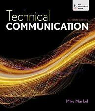 Technical Communication by Mike Markel (2014, Paperback)