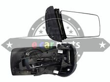 MERCEDES C CLASS W202 2/1994-10/2000 DOOR MIRROR RIGHT HAND SIDE ELECTRIC BLACK