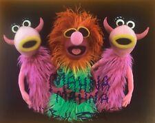 Bill Barretta The muppets MAHNA MAHNA  Signed Autographed Color 8x10