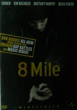 8 MILE (2002) Eminem Kim Basinger Brittany Murphy Mekhi Phifer Evan Jones SEALED