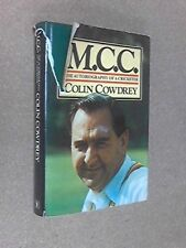 M. C. C.: Autobiography of a Cricketer,Colin Cowdrey