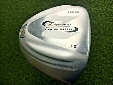 CONFIDENCE GOLF HQ7 TITANIUM SQUARE 64BIT DRIVER