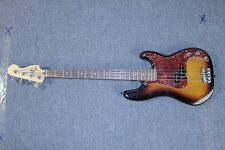 Fender Mexican P Bass Vintage Motown James Jamerson Set-up (Professionally Used)