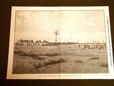 Spedizione Italia Libia nel 1911 Spiaggia Giuliana Bengasi e Tripoli Ospedale