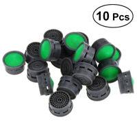 10x Perlator Strahlregler Luftsprudler Mischdüse M22 Wasserhahn Sieb Einsatz NEU