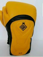 GK Special Boxing Gloves Leather  MMA UFC K1 thai inspired by twins 16oz