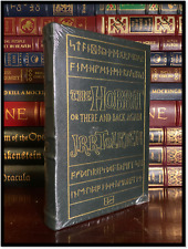The Hobbit by J.R.R. Tolkien New Sealed Easton Press Leather Bound Gift Hardback